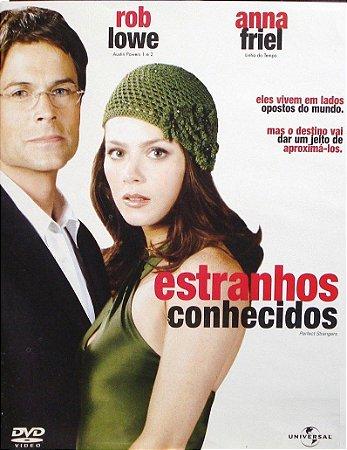 Dvd Estranhos Conhecidos - Rob Lowe