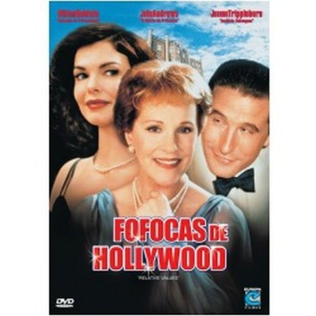 Dvd Fofocas De Hollywood - Julie Andrew