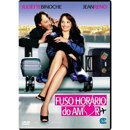 Dvd Fuso Horário Do Amor - Jean Reno