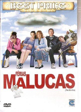 Dvd Férias Malucas  Lee Evans