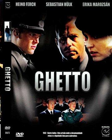Dvd Ghetto - Heino Ferch - Edição Especial