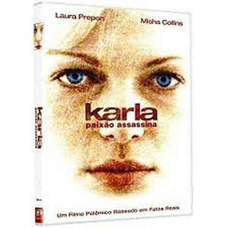 Dvd Karla Paixão Assassina - Laura Prepon