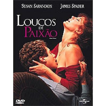 Dvd Loucos De Paixão - Susan Sarandon