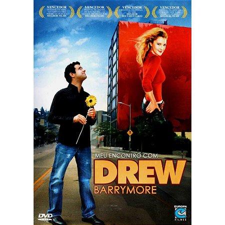 Dvd - Meu Encontro Com Drew Barrymore - Jon Gunn
