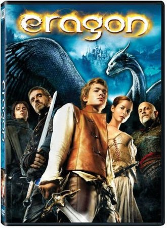 Dvd Eragon - Ed Speleer