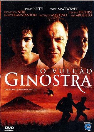 Dvd O Vulcão Ginostra - Harvey Keitel