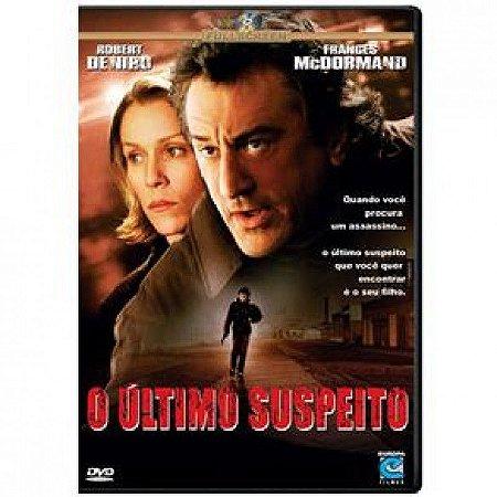 Dvd - O Último Suspeito - Robert De Niro