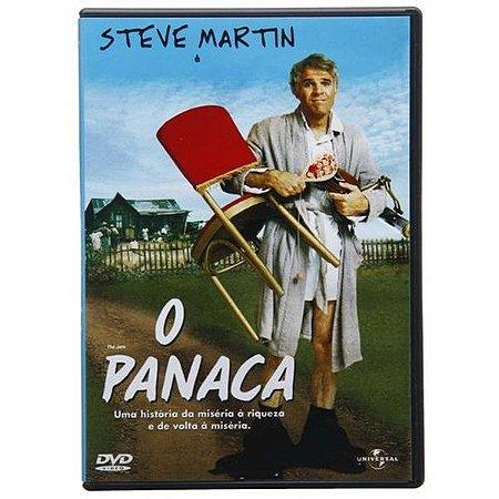 Dvd O Panaca  Steve Martin