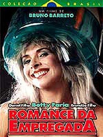 Dvd Romance Da Empregada - Betty Faria