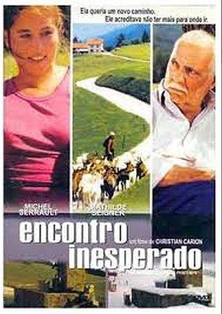 Dvd Encontro Inesperado - Michel Serrault