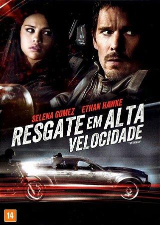 Dvd - Resgate Em Alta Velocidade - Selena Gomez
