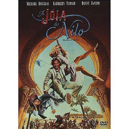 Dvd A Joia do Nilo