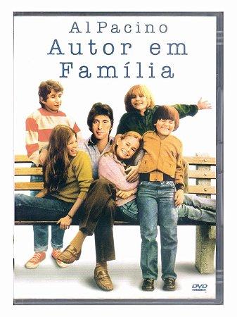 Dvd Autor Em Familia - Al Pacino