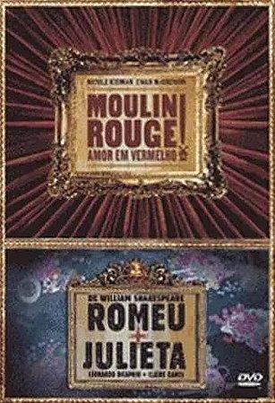 Dvd Moulin Rouge / Romeu Julieta  3 Discos