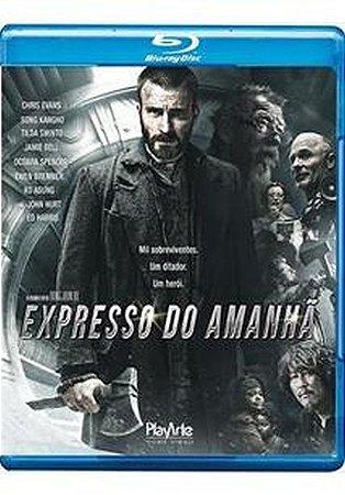 Blu ray  Expresso Do Amanhã - Chris Evans