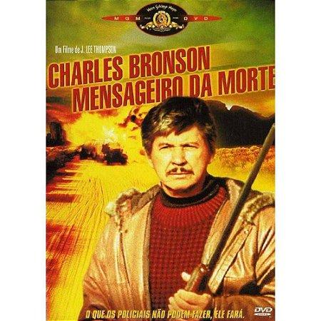 DVD Mensageiros Da Morte - Charles Bronson