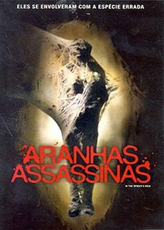 Dvd Aranhas Assassinas - Lance Henriksen
