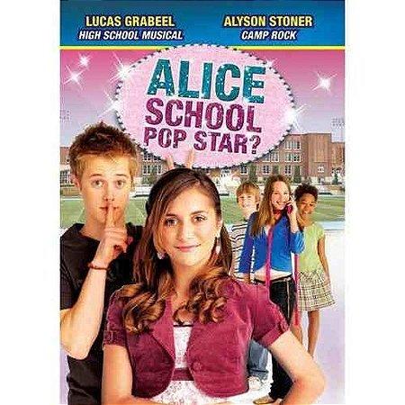 Dvd Alice School Pop Star  - Alyson Stoner