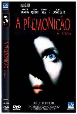 Dvd A Premonição - Annette Bening