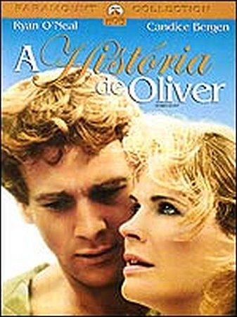 Dvd A História De Oliver - Ryan Oneal