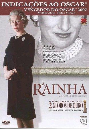 Dvd Duplo - A Rainha - Helen Mirren