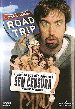 Dvd Road Trip - Caindo Na Estrada - Amy Smart
