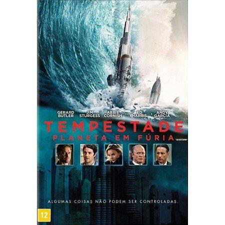 DVD - Tempestade Planeta em Fúria
