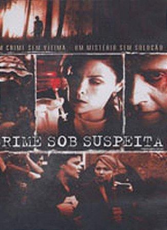 Dvd Crime Sob Suspeita  George Mendeluk