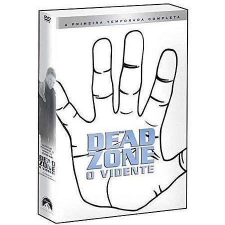 DVD The Dead Zone - O Vidente - 1 Temporada - 4 Discos