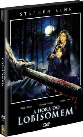 Dvd A Hora Do Lobisomem - Silver Bullet - Stephen King