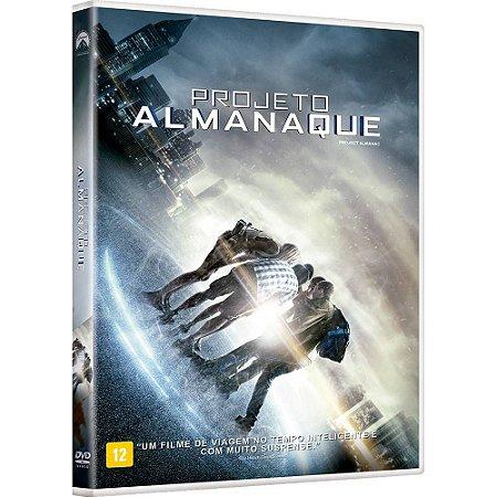 Dvd Projeto Almanaque - Dean Israelite