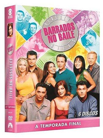 DVD Barrados No Baile - 10 Temporada - 6 Discos