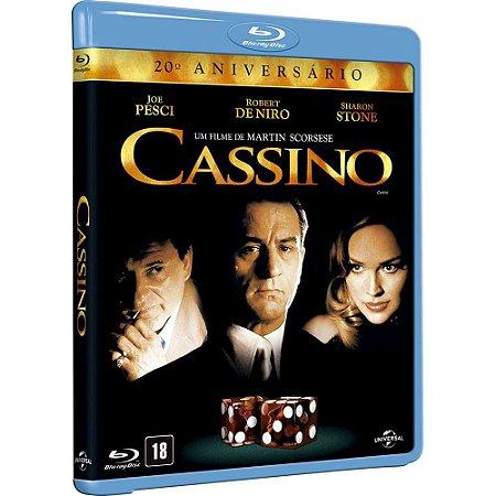 Blu ray Cassino  Robert De Niro