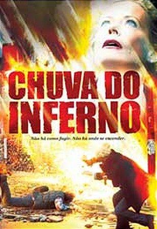 Dvd Chuva do Inferno