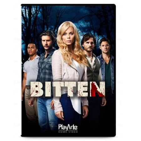 Box Dvd - Bitten - 1 Temporada