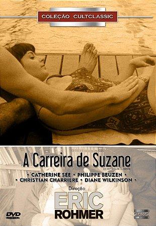 Dvd - A Carreira De Suzane - Eric Rohmer