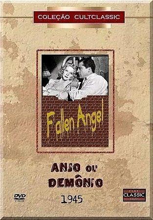 Dvd - Anjo E Demônio - Otto Preminger