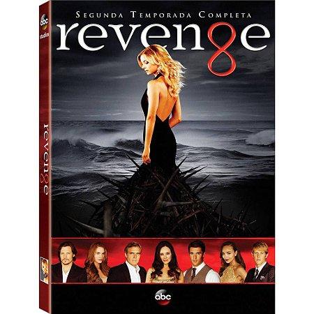 DVD Revenge - 2 Temporada - 5 Discos