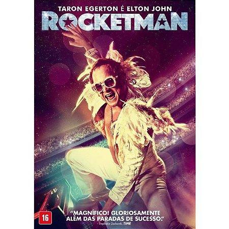 DVD ROCKETMAN - ELTON JOHN