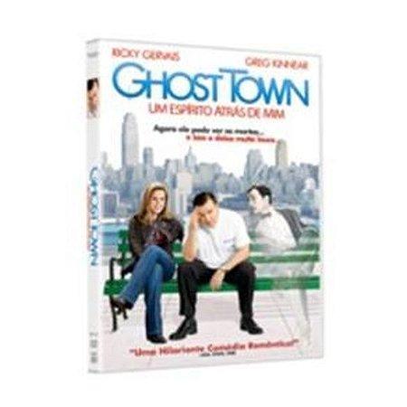 Dvd Ghost Town - Um Espírito Atrás de Mim