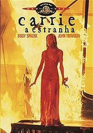 Dvd Carrie - A Estranha - Stephen King