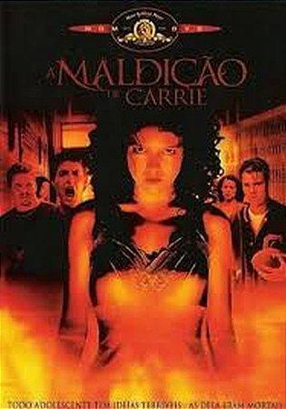 DVD A Maldição De Carrie - Stephen King