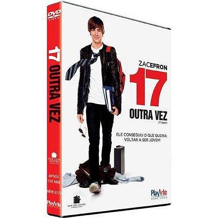 DVD  17 Outra Vez