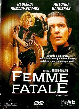 Dvd - Femme Fatale
