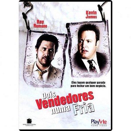 Dvd - Dois Vendedores Numa Fria