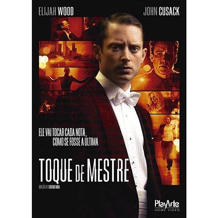 Dvd - Toque de Mestre