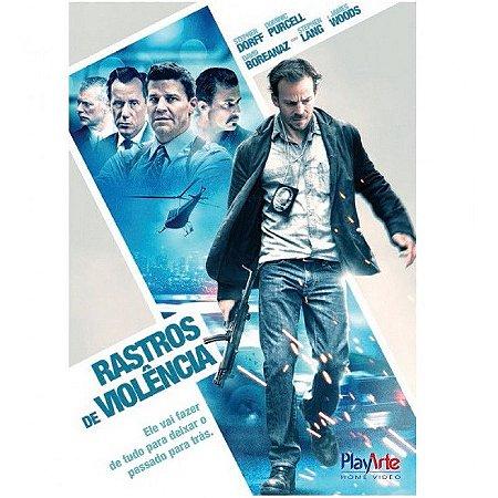 Dvd - Rastros de Violência