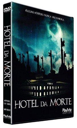 Dvd - Hotel da Morte