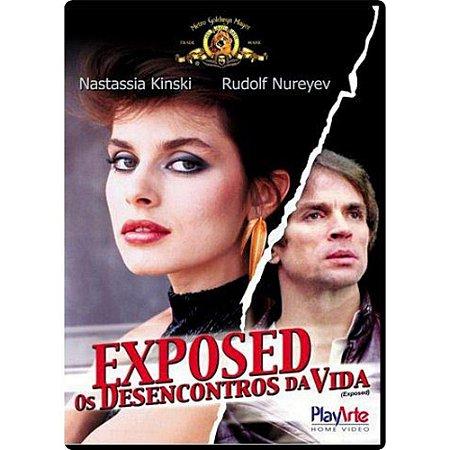 Dvd - Exposed - Os Desencontros da Vida