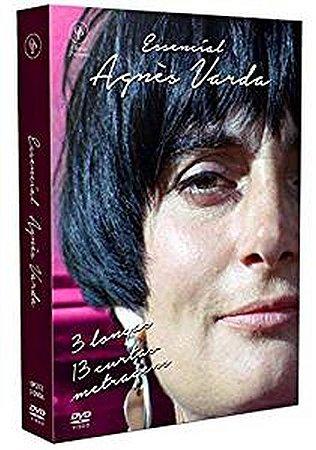 DVD Essencial Agnès Varda [Digistak com 3 DISCOS]
